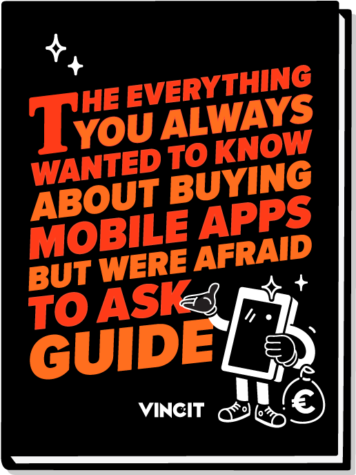 Everything you always wanted to know about buying mobile apps.2